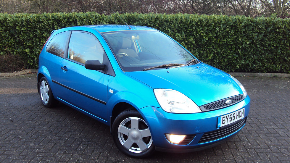 2005 Ford Fiesta 1.25 Zetec Climate