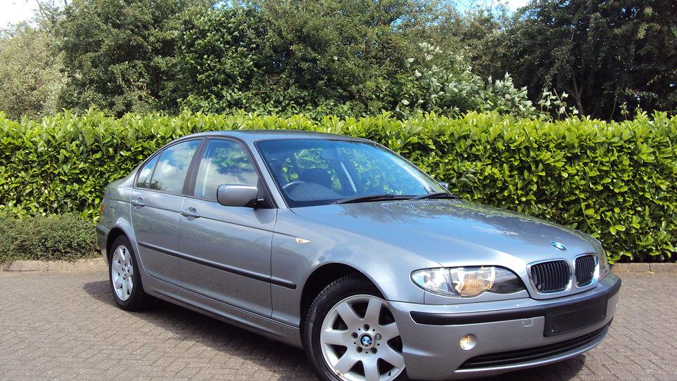 2004 BMW 318 2.0i SE Automatic