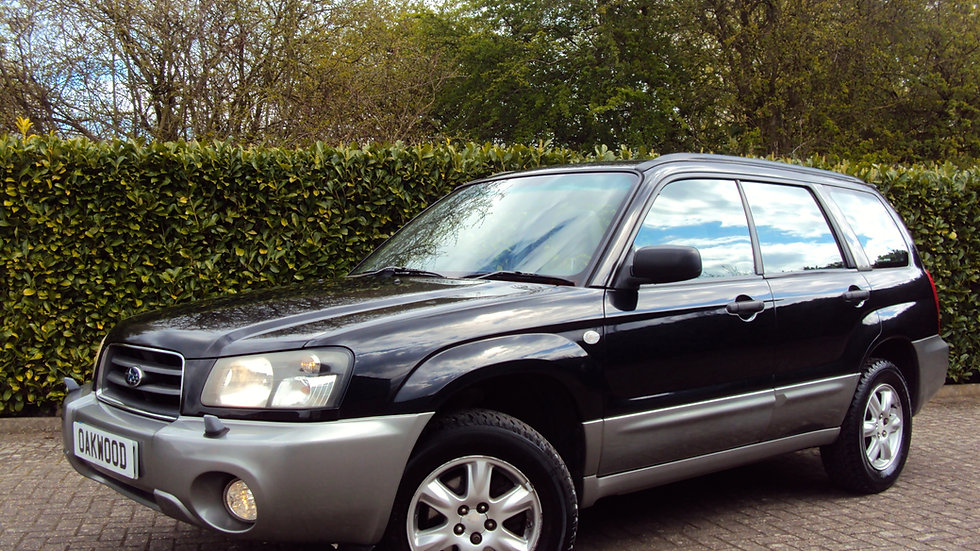 2005 '55' Subaru Forester 2.0 AWD (All Weather Pack)