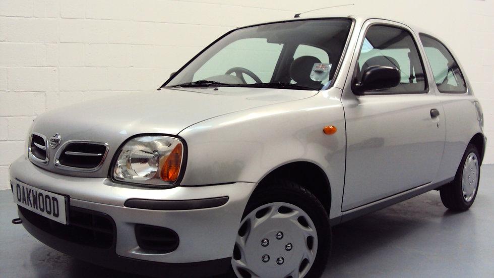 2002 '52' Reg Nissan Micra 1.0 S