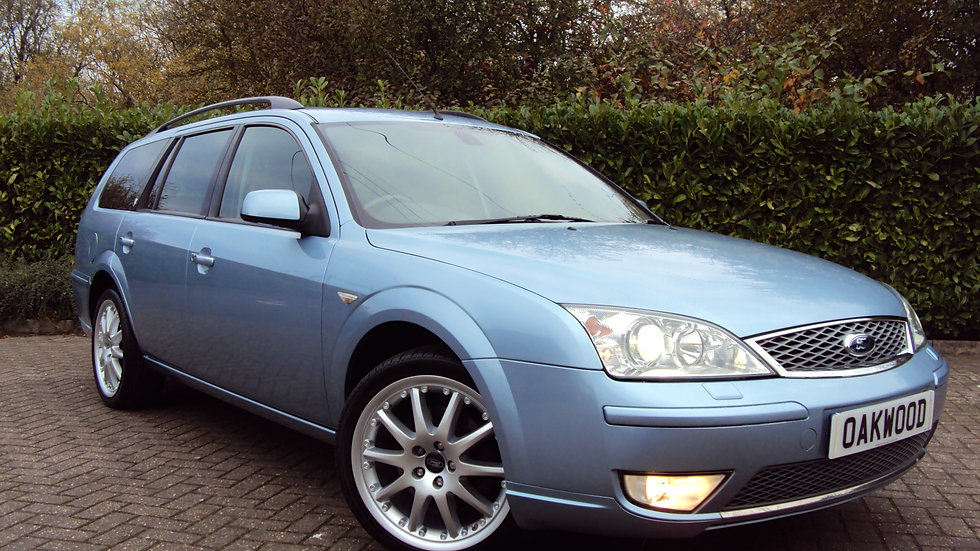 2006 '56' Ford Mondeo 2.0i Ghia X Automatic Estate