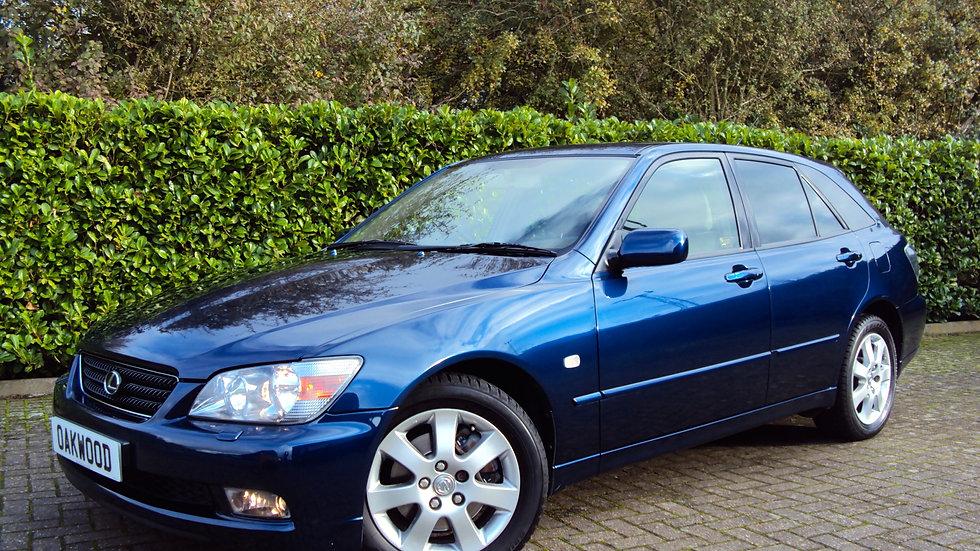 2004 '54' Lexus IS200 SportCross Estate