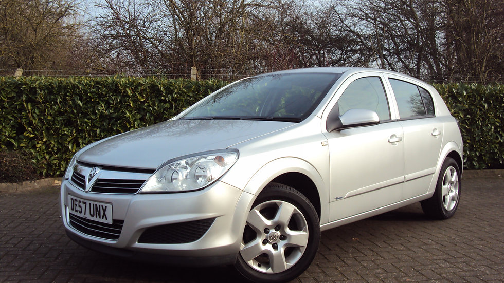 2007 Vauxhall Astra 1.6i Breeze