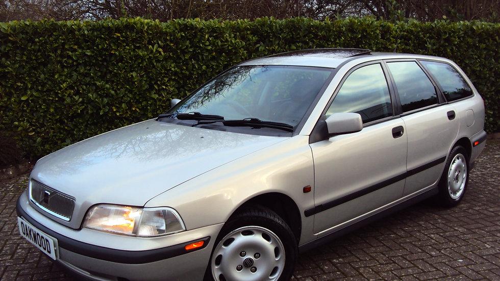 1997 Volvo V40 2.0i CD Estate