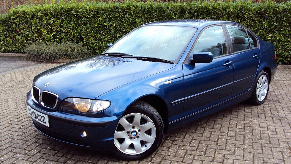 2004 '54' BMW 318 2.0i SE Automatic