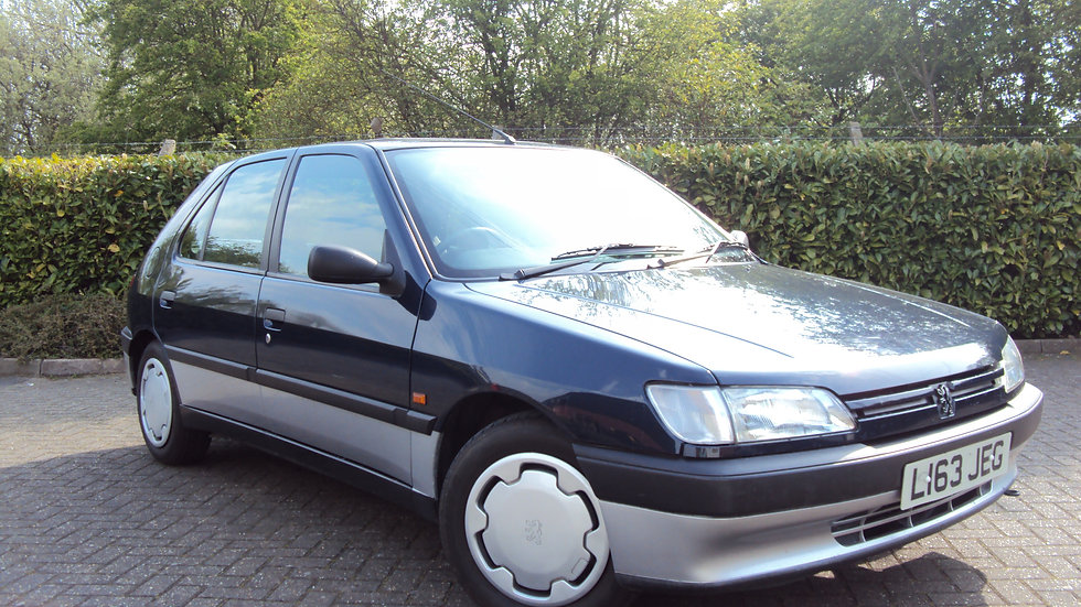 Peugeot 306 1.4 XR P/EX TO CLEAR