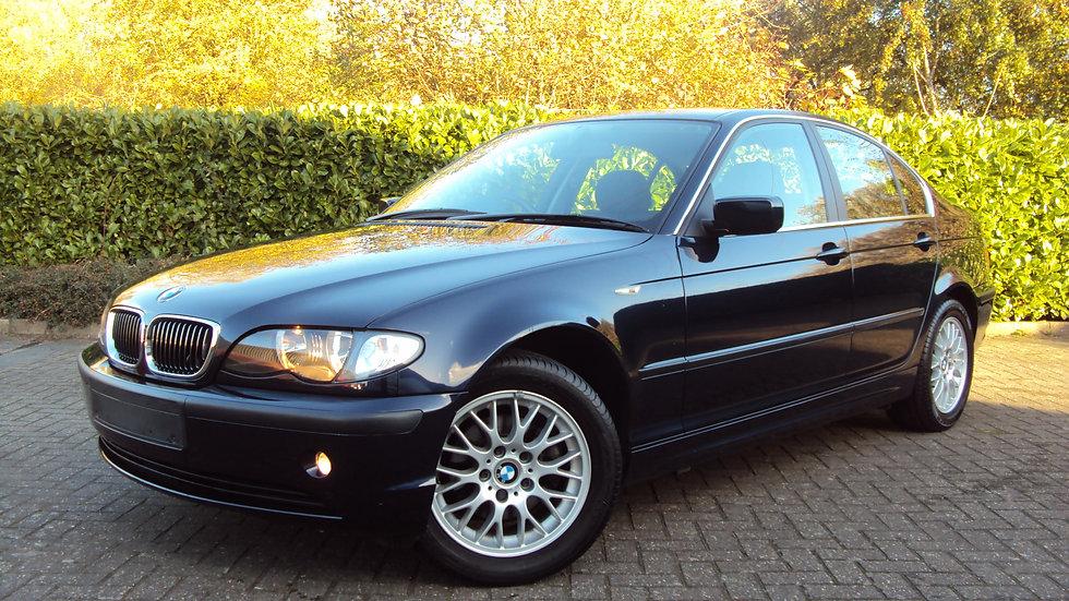 2002 BMW 320 2.2i SE