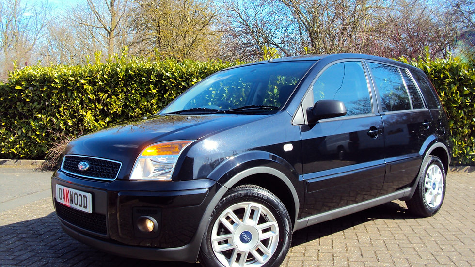 2009 Ford Fusion 1.4 TDCi Zetec Climate
