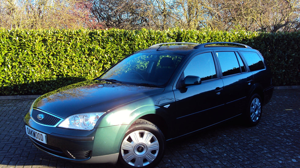 2004 Ford Mondeo 1.8i LX Estate