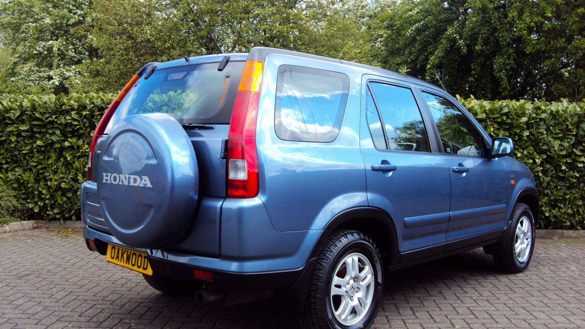 2003 Honda CR-V 2.0i SE Sport | oakwood-cars