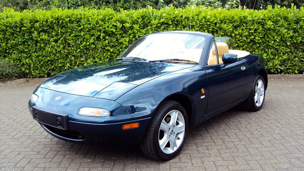 1996 Mazda MX-5 1.8i Gleneagles Special Edition