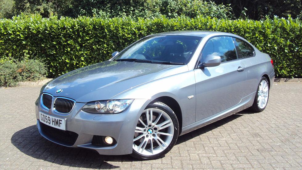 2010 BMW 325d 3.0 M Sport Diesel