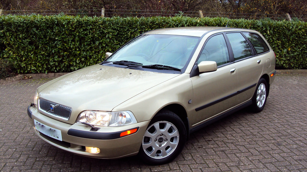 2001 Volvo V40 1.8i S Automatic Estate