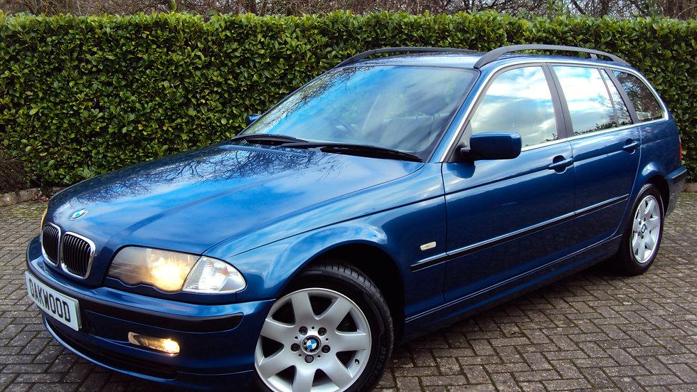 2001 BMW 320 2.2i SE Touring Automatic