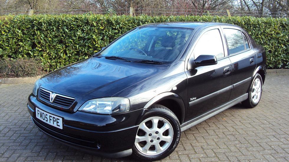 2005 Vauxhall Astra 1.4i 16v Enjoy