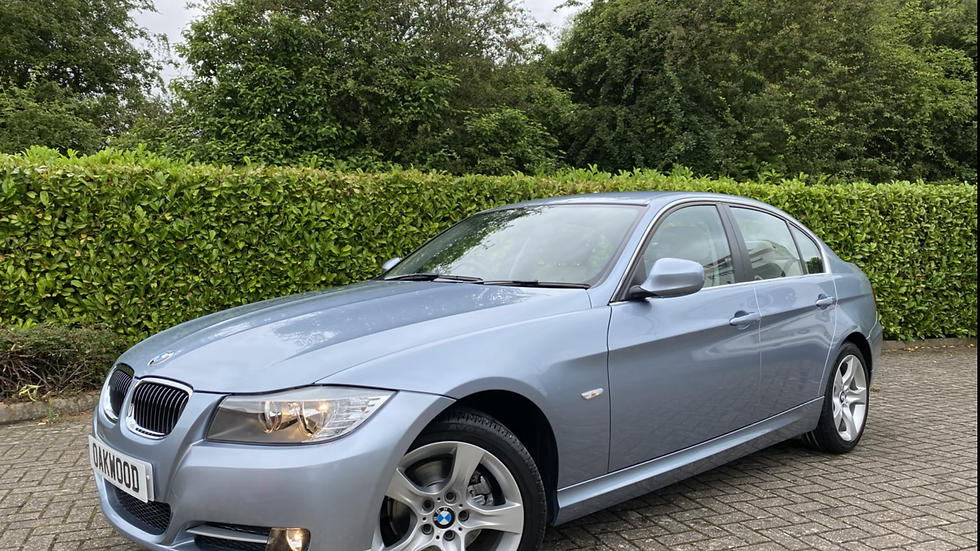 2011 BMW 318i 2.0 'Exclusive Edition'