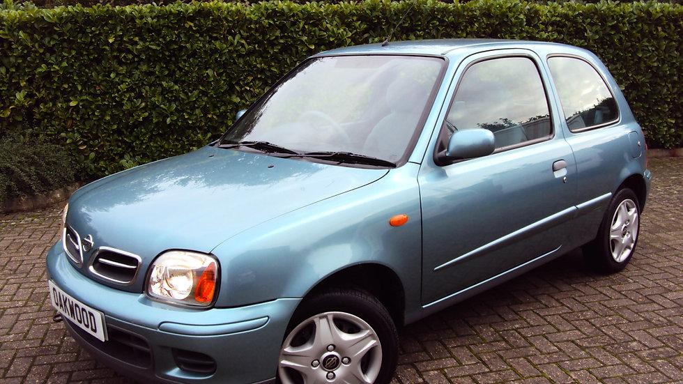 2002 '52' Nissan Micra 1.0 Activ