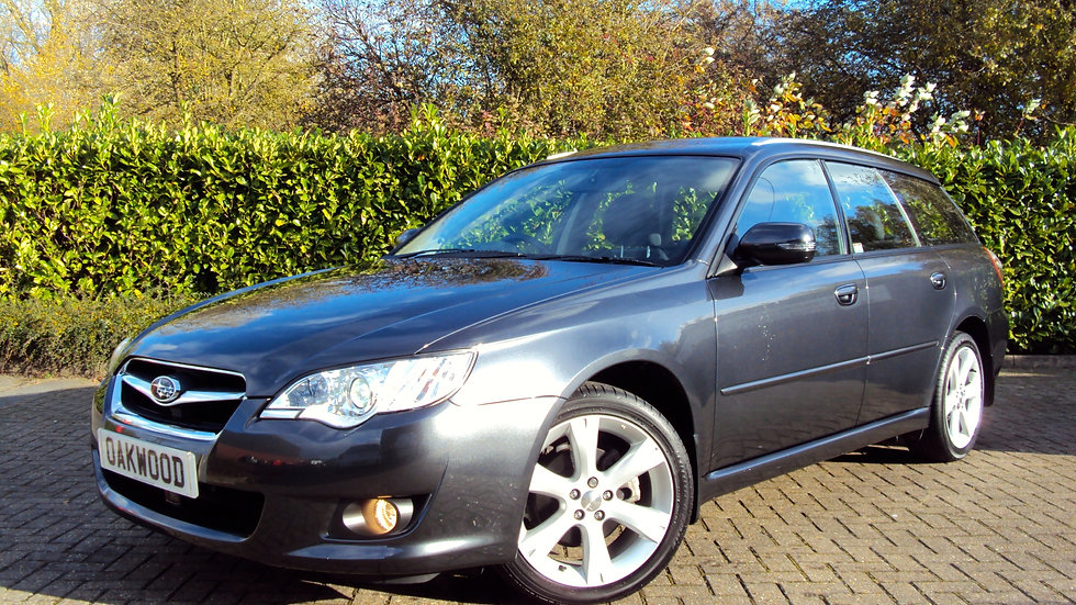 2007 '57' SUBARU LEGACY 2.0 R SPORT TOURER Estate