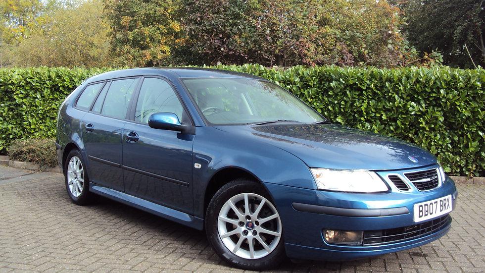 2007 Saab 9-3 1.9TiD Vector Sport SportWagon / Estate