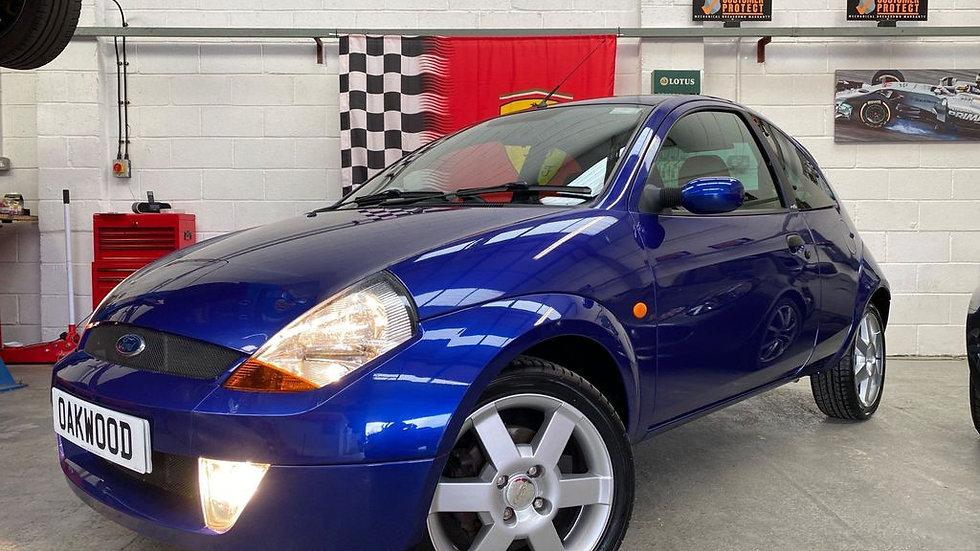 2008 '08' Ford SportKa SE 1.6i
