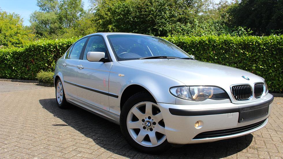 2003 BMW 320 2.2i SE Automatic