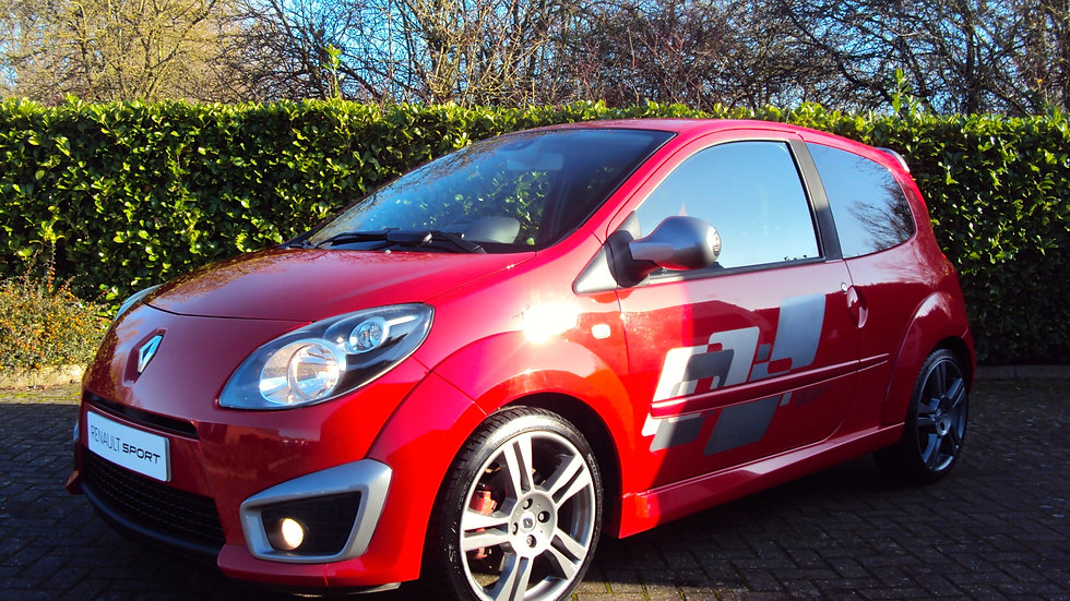 2009 Renaultsport Twingo 1.6i 133 (Cup Pack)