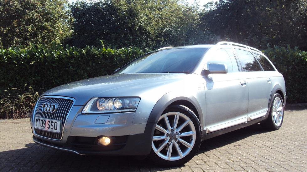 2009 Audi A6 Allroad 2.7TDi V6 Estate
