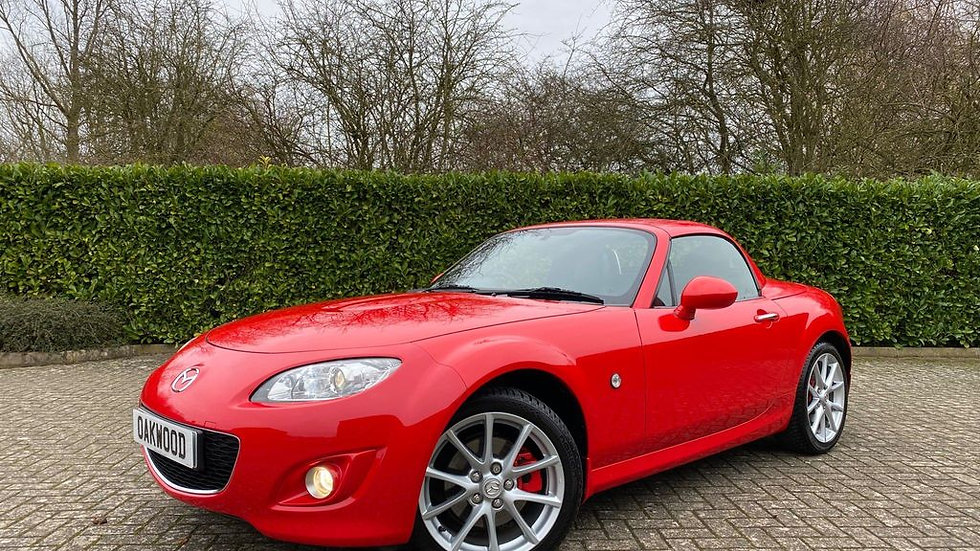 2010 Mazda MX-5 2.0i Sport Tech Coupe