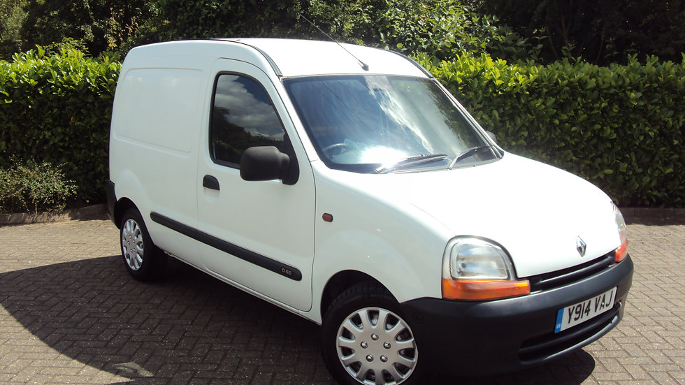2001 Renault Kangoo 1.9D 665 Van