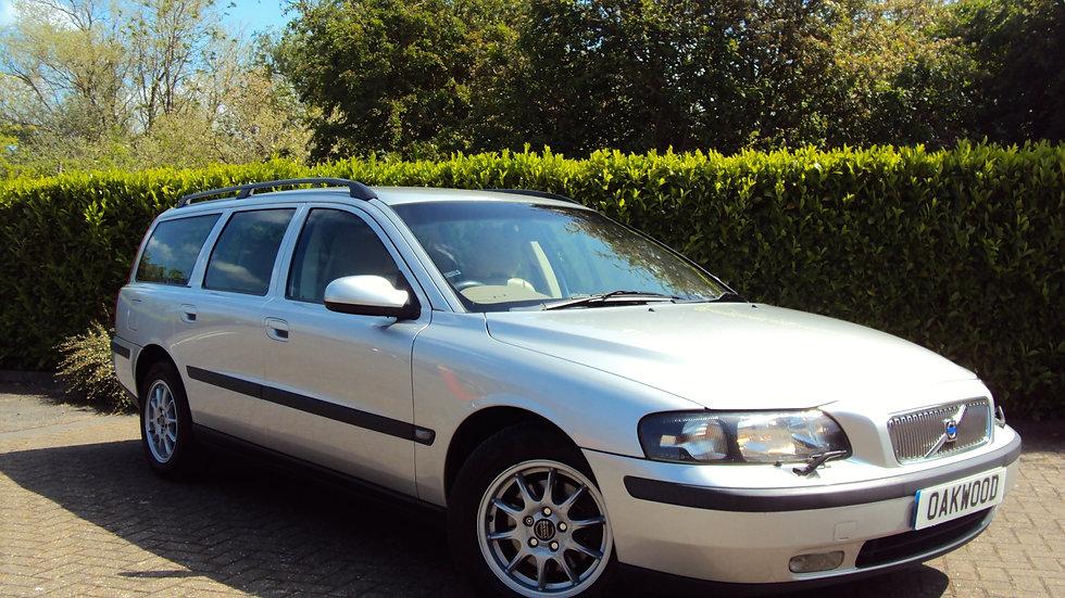 2001 'Y' Reg Volvo V70 2.4 Automatic Estate