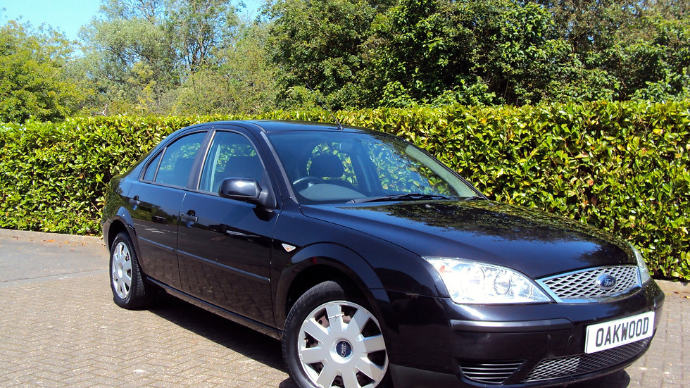 2006 Ford Mondeo 2.0 LX Automatic