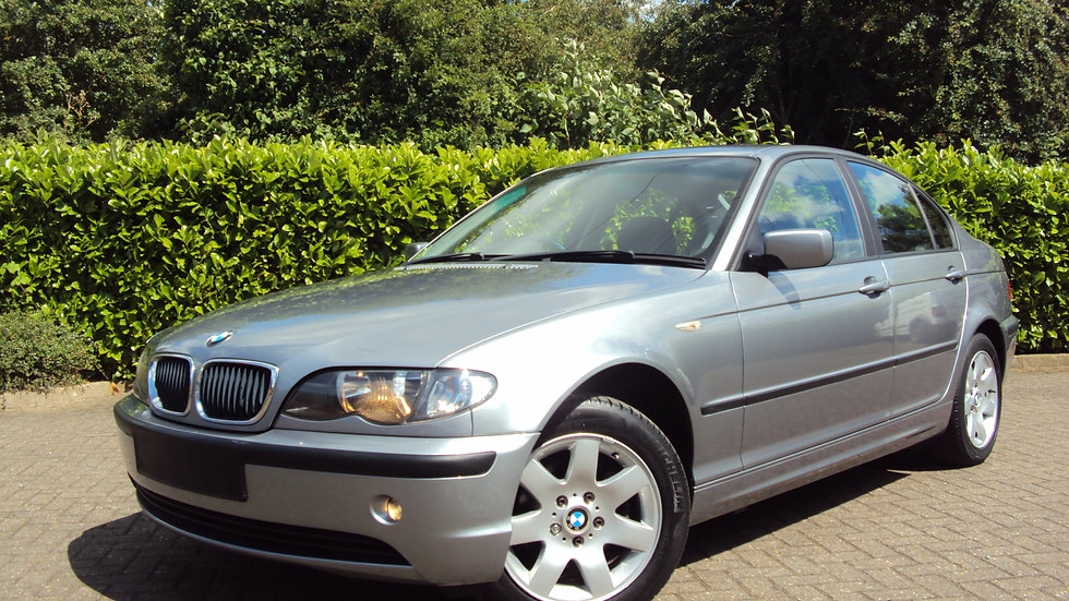 2004 BMW 318i SE Automatic
