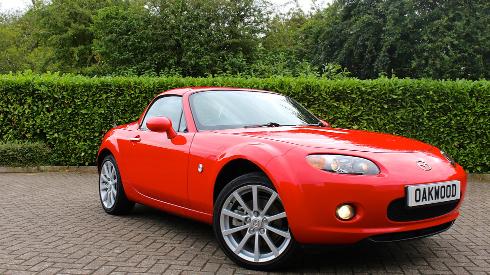 2007 Mazda MX-5 2.0 Sport Coupe