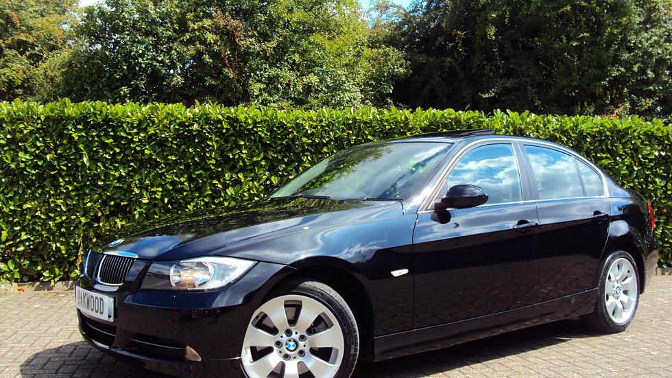 2005 '55' BMW 330i SE 4dr Automatic