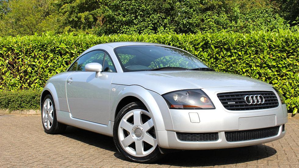 2001 Audi TT 1.8T 225 Quattro
