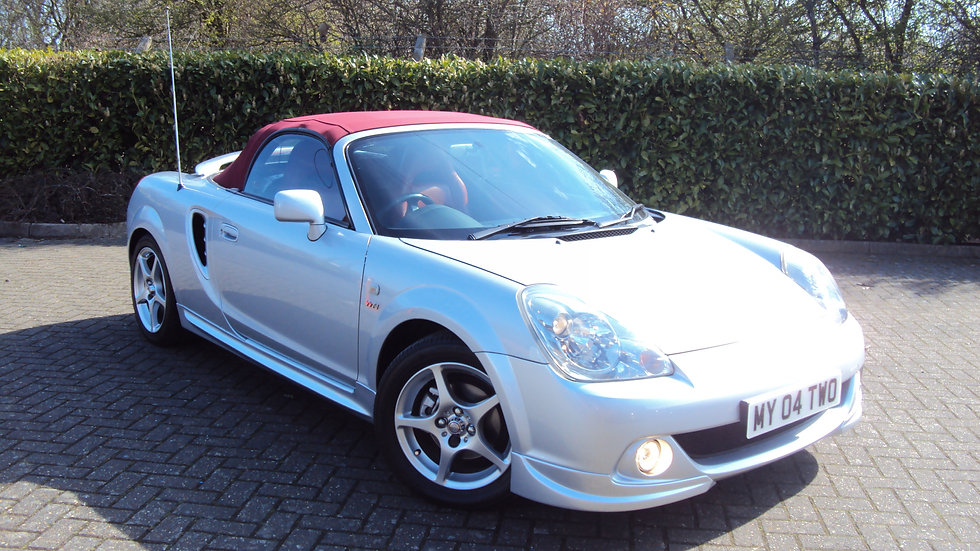 2004 Toyota MR2 Roadster 1.8 VVT-i