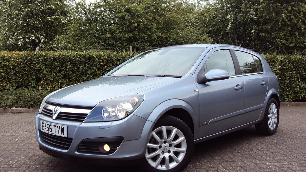 2006 Vauxhall Astra 1.8i Design