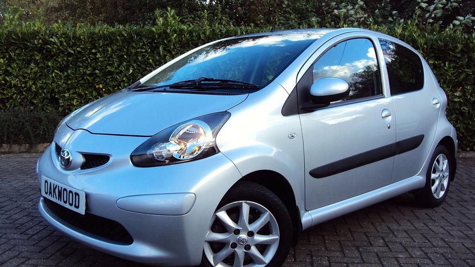 2008 Toyota AYGO 1.0 VVT-i Platinum 5dr