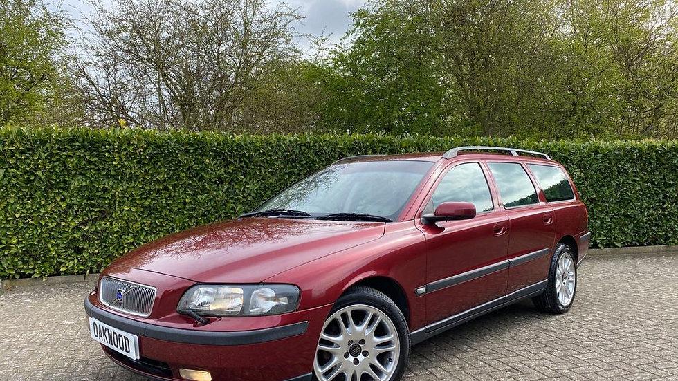2003 '53' Volvo V70 2.4 D5 SE Estate Manual