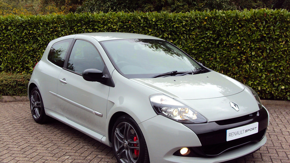2011 '61' Renaultsport Clio 200 2.0 VVT [CUP PACK]
