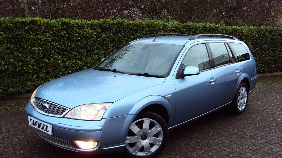 2005 '55' Ford Mondeo 2.0 Ghia X Automatic Estate