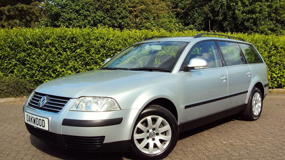 2005 Volkswagen Passat 1.9 TDi 130 Trendline Estate