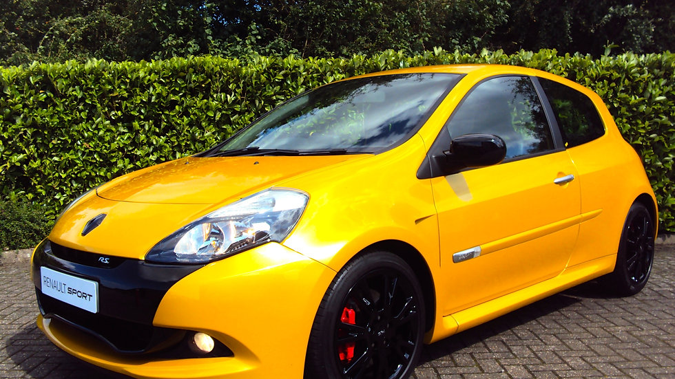 2012 '62' Renaultsport Clio 200