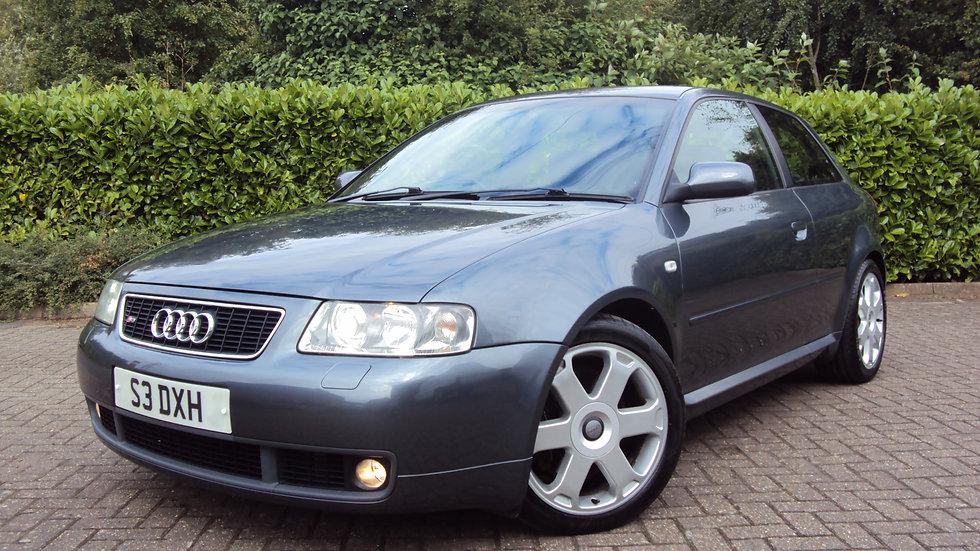 2003 Audi S3 1.8T Quattro