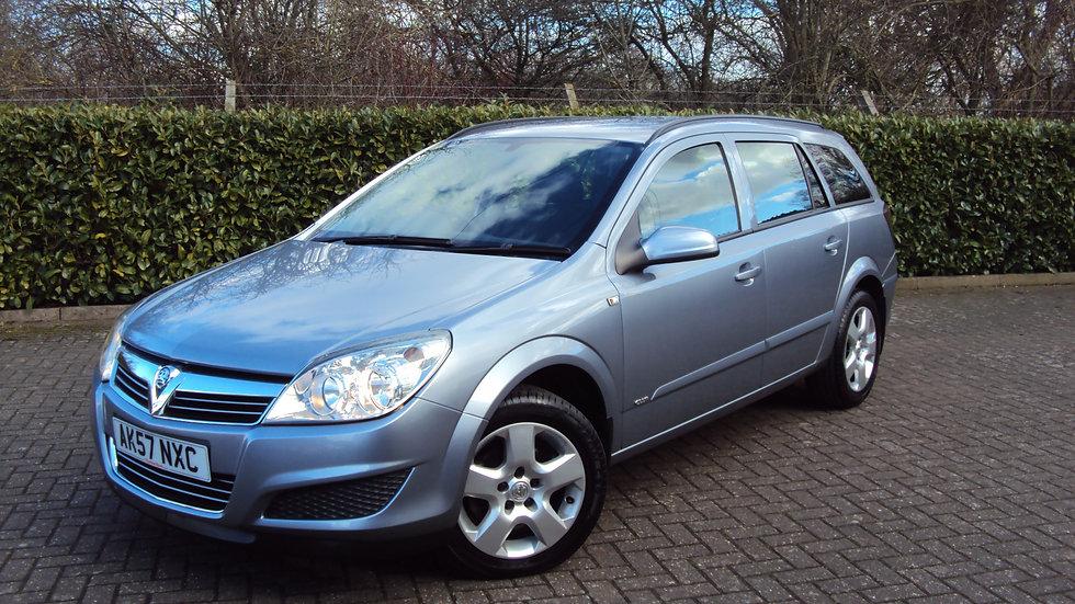 2007 Vauxhall Astra 1.7 CDTi 16v Club 5dr Estate