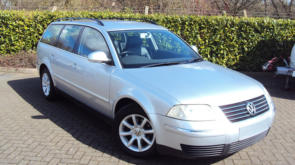 2005 Volkswagen Passat 1.9TDI PD  Highline Estate