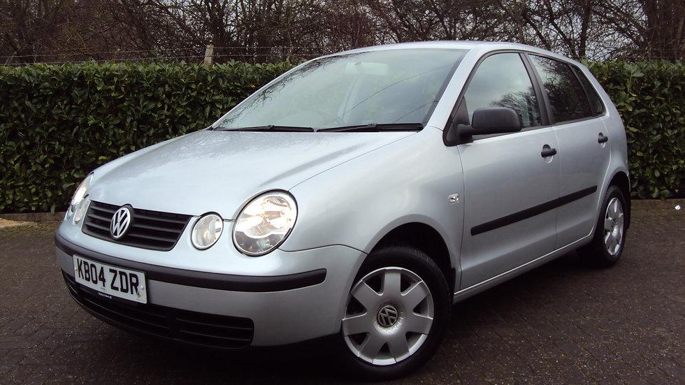 2004 Volkswagen Polo 1.2 Twist 5dr