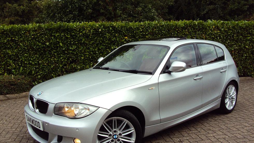 2010 BMW 116i 2.0 M Sport Automatic