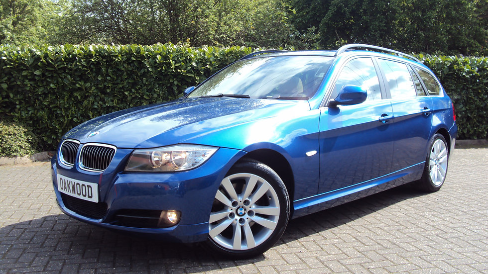 2009 BMW 3.0 325i SE Touring 5dr