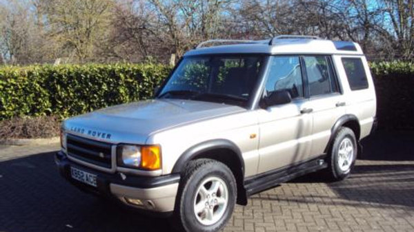 2000 Land Rover Discovery 2.5Td5 Td5 XS 7 SEATER